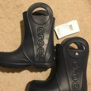 Croc Kids Rain Boots
